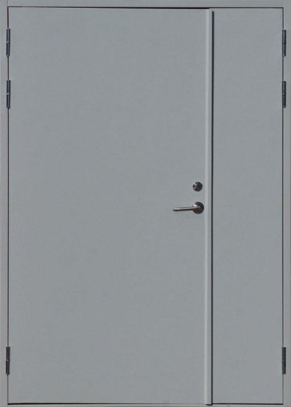металлическая дверь огнестойкость
